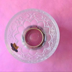 William Adams Dining - Vintage William Adams crystal bowl